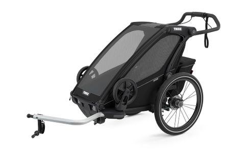 Thule Chariot Sport 1 Midnight Black