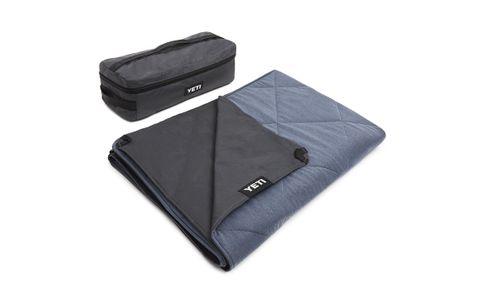 Yeti Lowlands Blanket Fireside Smoke Blu