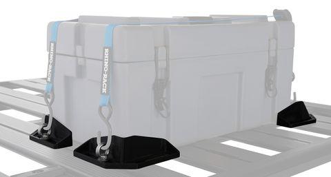 Rhino Pioneer Cargo Corner Bracket Kit