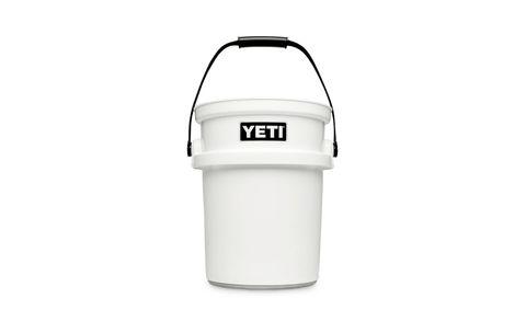 Yeti Loadout Bucket White