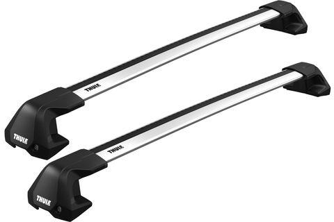 Thule 7205 + Wingbar Evo Silver + Kit