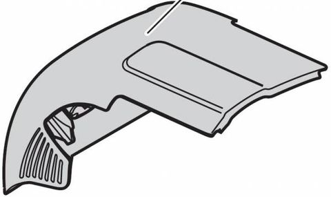 Thule Wingbar Edge Fixpoint Cap (r)