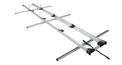 Rhino Multi Slide Extn Ladder Rack 4.0m