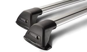 Whispbar Flush Bar Silver + Kit