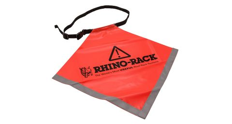 Rhino Warning Flag