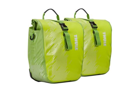 Thule Pack N Pedal Shield Pannier S Grn