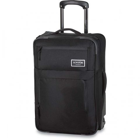 Dakine Carry On Roller 40l Black