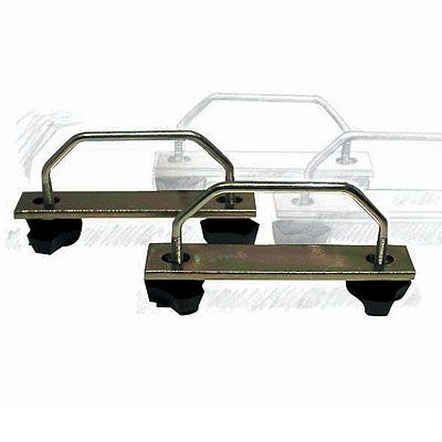 Rhino Sportz/rola U-bolt Kit