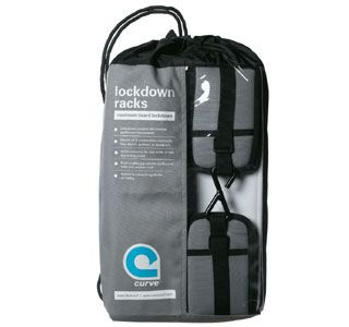 Curve Lockdown Padded Soft Racks