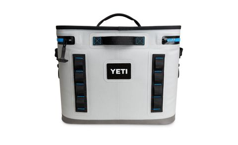 Yeti Hopper Flip 18 - Fog Grey / Tahoe Blue