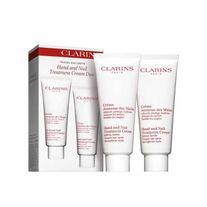 CLARINS HAND & NAIL CREAM DUO PACK