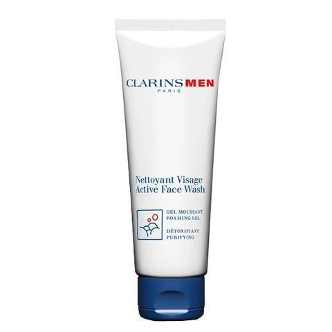 CLARINS MENS ACTIVE FACE WASH
