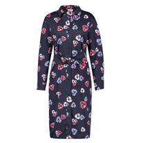 GERRY WEBER 180032 DRESS FLORAL NAVY