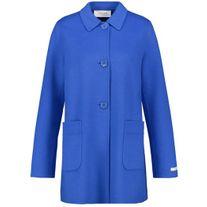 GERRY WEBER 150001 COAT ROYAL BLUE