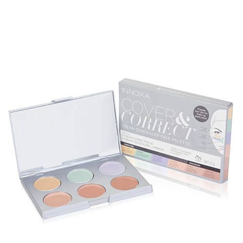 COVER & CORRECT FACE PALETTE