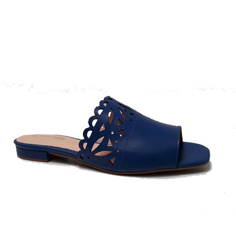 CHRISSIE 1560518 SLIDE ROYAL BLUE