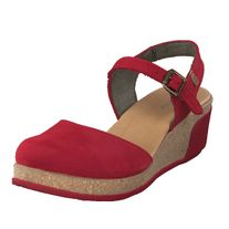 EL NATURALISTA N5001 WEDGE RED