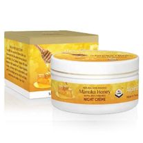 ALPINE SILK MANUKA HONEY NIGHT CREME