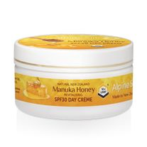 ALPINE SILK MANUKA HONEY REVITALISING SPF30 DAY CREME