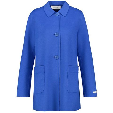 GERRY WEBER 150001 COAT ROYAL BLUE