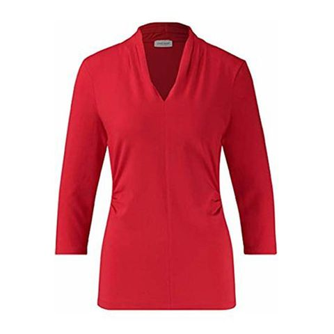 GERRY WEBER 170215 STRETCH TOP RED
