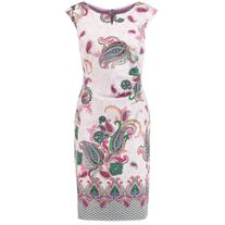 GERRY WEBER 180035 DRESS PAISLEY PINK