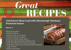 Recipe Meat Loaf