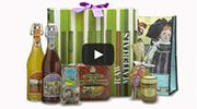 Raw Materials Video Hampers
