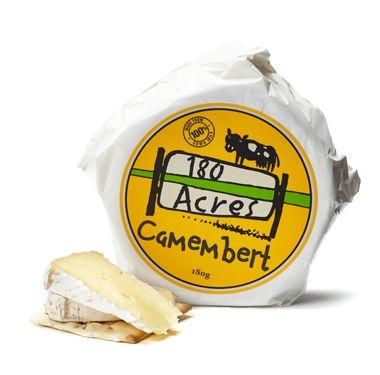 180 Acres Camembert 180g