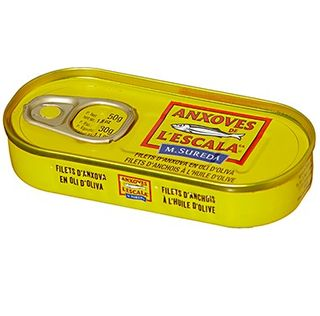 L'Escala Anchovies in Olive Oil 50g