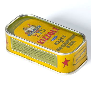 Rizzoli Anchovies in Extra VirginOil 90g