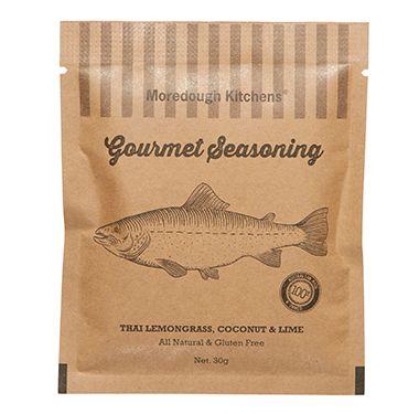 x14 MK Fish Gourmet Seasoning/Rub 30g