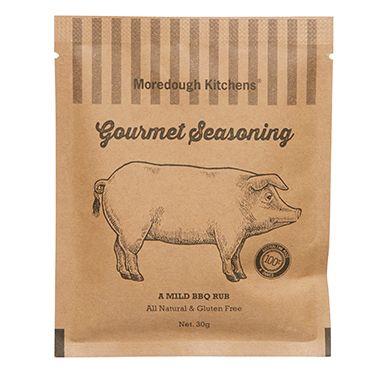 x14 MK Pork Gourmet Seasoning/Rub 30g