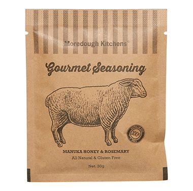 x14 MK Lamb Gourmet Seasoning/Rub 30g