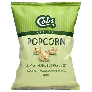 Cobs Natural Sweet/Salty (12x120g)