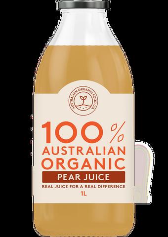 AOFC Pear Juice 1L