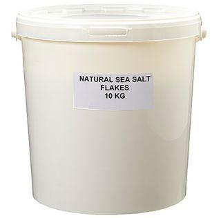 RM Salt Flakes Natural Bulk 10kg