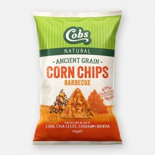 Cobs Ancient Grains BBQ (12x130g)