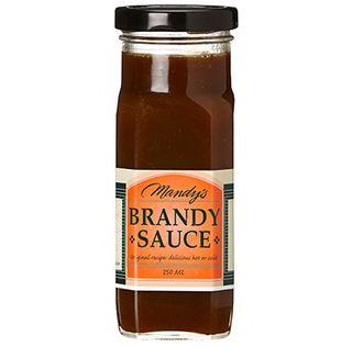 Mandys Brandy Sauce 250ml