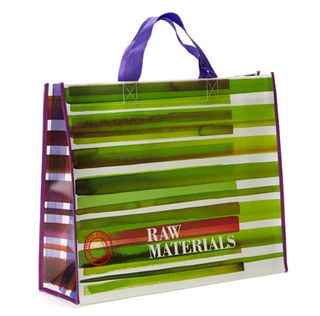 Raw Materials Shopping Bag
