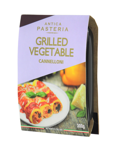 AP Grilled Vegetable Cannelloni 300g