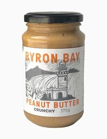 B/Bay Crunchy Salted Peanut Butter375g