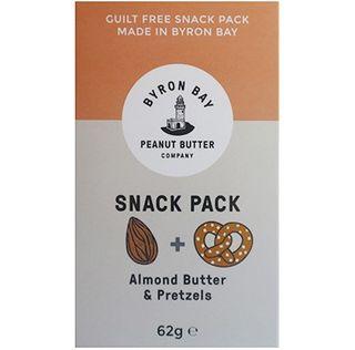 B/Bay Snack Pack Almond Pretzel 62g