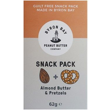 B/Bay Snack Pack Almond Pretzel 62g