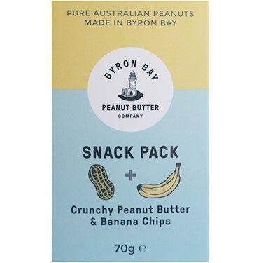 B/Bay Snack Pack Peanut Banana 70g