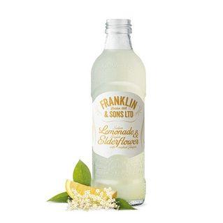 Franklin & Son Lemon & Elderflower 275ml