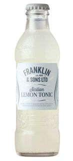 Franklin & Sons Sicilian Lem Tonic 200ml