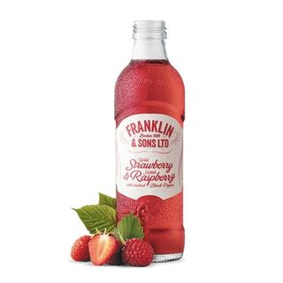 Franklin & Son Strawberry & RBerry 750ml