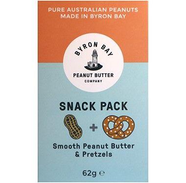 B/Bay Snack Pack Peanut Pretzel 62g