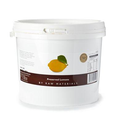 FS RM Preserved Lemons 2.2kg